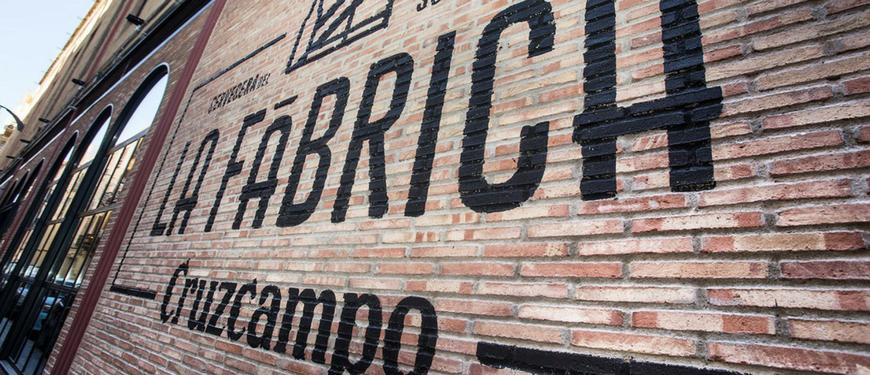La Fábrica de Cerveza Cruzcampo en Málaga